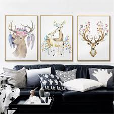 online buy wholesale painting wall murals from china painting wall nordic modern minimalist living room decorative painting wall murals painting children s room cartoon paintings painting
