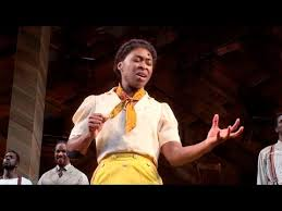 Curtain Call Mp3 Cynthia Erivo Reprise Finale The Color Purple Musical Curtain Call