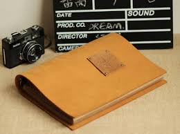 Leather Scrapbook Aliexpress Com Buy 78 Pages Leather Scrapbook Album Photo Book
