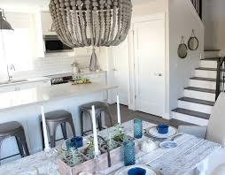 Chandelier Kitchen Beaded Chandeliers U0026 Invaluable Lighting Lessons Satori Design