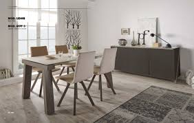 lider table u0026 mira chairs marcello ibanez modern dining spain