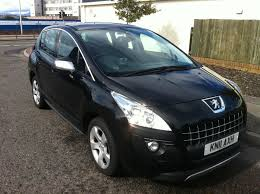 car brand peugeot used peugeot 3008 exclusive for sale motors co uk