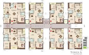 Grandeur 8 Floor Plan by Muppa Projects Green Grandeur Hyderabad Discuss Rate Review