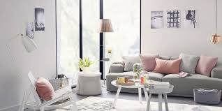 gray and white living room whute pink and grey living room lipstick alley