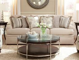 huntington house 2081 sofa with low profile rolled arm belfort