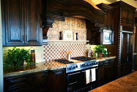 Traditional Dark Wood Kitchen Cabinets Bathroom Captivating Traditional Kitchen Ideas Dark Cabinets