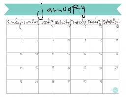 Free Printable Spreadsheets Blank Quarter Calendar Template Contegri Com