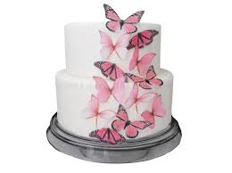 butterfly wedding cake decorations butterfly cake decorations