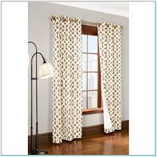 Gold And White Curtains White And Gold Trellis Curtains Torahenfamilia White And
