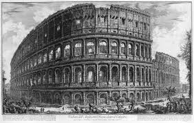 the colosseum in rome biblical archaeology in rome bible