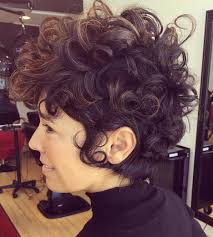 new short hairstyles curly hair 73 about remodel short black