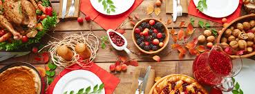 why thanksgiving is the best for college students