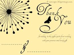 free thank you cards wedding thank you messages 365greetings