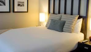 standard one bedroom suite hotel room victoria bc