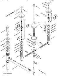 peerless kitchen faucet replacement parts peerless kitchen faucet parts diagram delta bathtub faucet repair