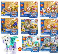 paw patrol personaggi action badge 6022626 602265 spinmaster