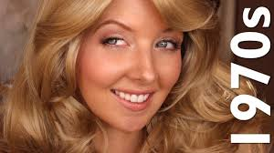 farrah fawcett hair color historically accurate 1970s makeup farrah fawcett inspired