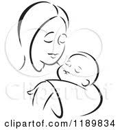 royalty free rf mother and child clipart illustrations vector