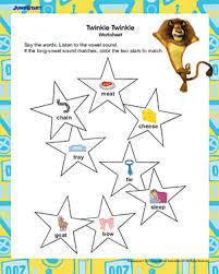 twinkle twinkle u2013 free fun and printable activities for kids