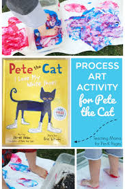 Pete The Cat Clothing Retelling Pete The Cat I Love My White Shoes Pre K Pages