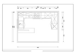 plans de cuisines plans de cuisine collection et plan de cuisine ouverte images