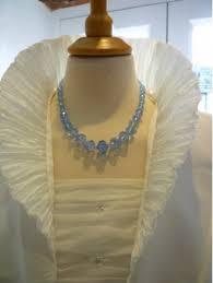 manon fashion taffeta jacket with frill collar and cuff