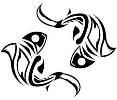 libra scales tattoo design polynesian tribal art just free image