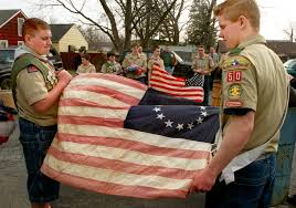 How To Dispose An American Flag Memorial Day 2014 How To Burn Your American Flag Respectfully