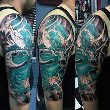 75 spectacular dragon tattoos designs and ideas collection