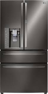 Refrigerator With French Doors And Bottom Freezer - lg refrigerators