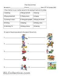 esl printable worksheets for kids mau hinh pinterest