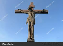 large crucifix a large crucifix with jesus in a crown of thorns kolyuchemm