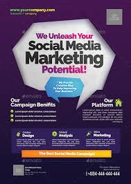 social media campaign flyer by shamcanggih graphicriver
