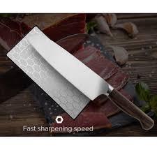 sharpening stone kitchen knives online shop dmd sharpener double side diamond whetstone knife