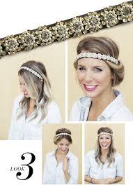 headband waves 3 ways to wear the headbands dsw unlaced