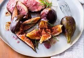 cuisiner magret magret de canard aux figues fraîches recette interfel les