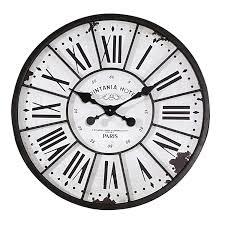 Decorative Clock Bright Outdoor Wall Clock Large 1 Large Garden Wall Clocks Uk