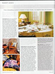 Period Homes And Interiors As Seen In