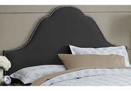 pretty black headboards on iron beds and headboards full queen