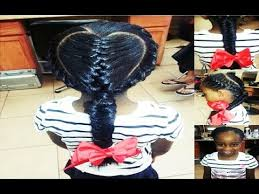 little african american girls hairstyles for natural hair youtube