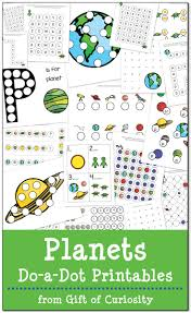 Halloween Dot To Dot Printables by Planets Do A Dot Printables Free Gift Of Curiosity