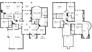 Modern Farmhouse Floor Plans Two Story X Virginia Farmhouse House Plans Project Small 2