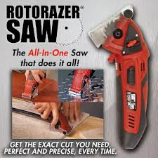 Saws For Cutting Laminate Flooring The Rotorazer All In One Saw Asseenontv Com Store