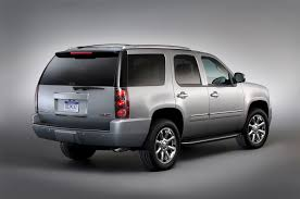 2013 gmc yukon reviews and rating motor trend
