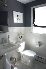 best 25 dark gray bathroom ideas on pinterest diy grey before and after updating a half bath and laundry
