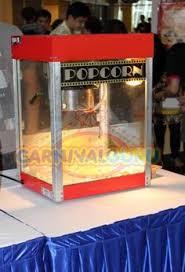 popcorn rental pop corn machine service provider grista popcorn machine