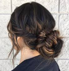 when were doughnut hairstyles inverted messy bun guide 40 newest messy buns for 2018