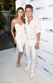 Hit The Floor Kyle And Raquel - real housewives of beverly hills squad at dailymail com u0027s white