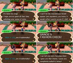 gracie hairstules new leaf my second fashion check from gracie this time i did the rock n