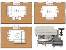 i have a long narrow living room with a fireplace in the center a